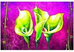 Obraz květiny 4496