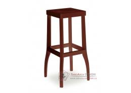 DANIEL 371050, barová židle, bukový masiv