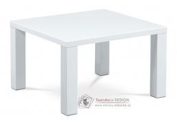 AHG-501 WT, konferenční stolek, vysoký lesk bílý
