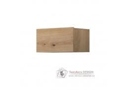 SPRING ED60, závěsná skříňka, dub artisan