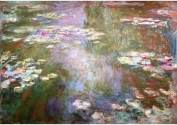 A-258 Claude Monet - Lekníny