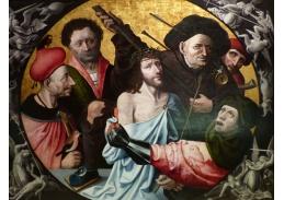 A-1078 Hieronymus Bosch - Nasazování trnové koruny Kristovi