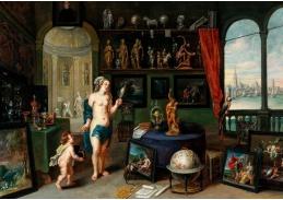 D-9362 Frans Wouters - Alegorie zraku