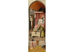 D-8449 Hieronymus Bosch - Smrt a lakomec