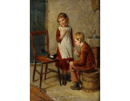VANG153 William Hemsley - Kdo ukradl lžíci