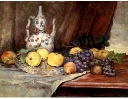 KO III-267 Marie Egner - Zátiší s ovocem