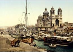 Fotochrom VF 98 Marseille, Francie