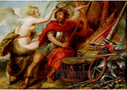 D-7553 Peter Paul Rubens - Apoteóza hrdiny