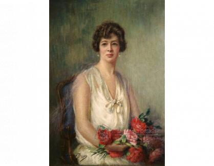 VF326 Lucienne Bisson - Portrét paní Griffon