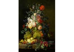 DDSO-4364 Amalie Kaercher - Zátiší s květinami a ovocem