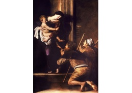 VCAR 30 Caravaggio - Madonna Loretánská
