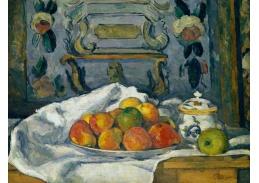 DDSO-2316 Paul Cézanne - Mísa jablek