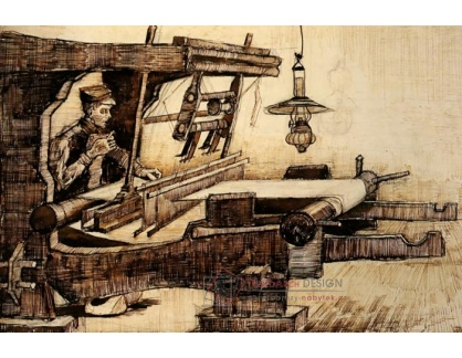 R2-1635 Vincent van Gogh - Tkadlec