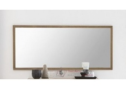 Zrcadlo 47x115cm PAMELA 919 divoký dub