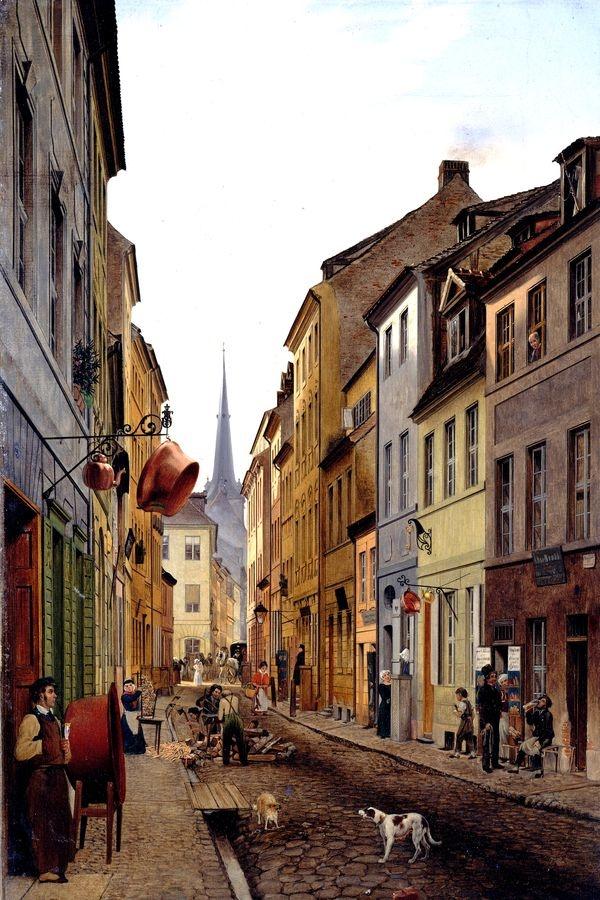VSO 290 Eduard Gaertner - Parochialstrase