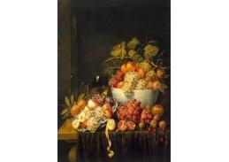VH570 Adriaen van Utrecht - Zátiší s hroznovým vínem