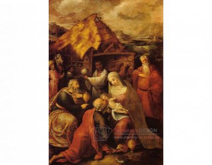 VH613 Manuel Gomez - Klanění tří králů