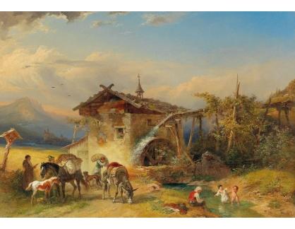DDSO-4981 Franz Xaver Reinhold - Lot v Pinzgau