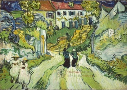 D-7683 Vincent van Gogh - Cesta na Auvers