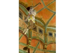 VR6-95 Edgar Degas - Slečna LaLa v cirkuse Fernando