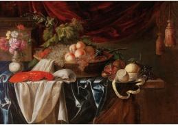 DDSO-4482 Andries Benedetti - Zátiší s ovocem a krabem
