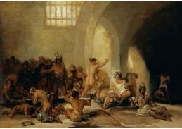 D-6278 Francisco de Goya - Blázinec