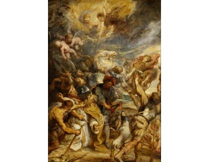 VRU226 Peter Paul Rubens - Mučednictví svatého Livinuse