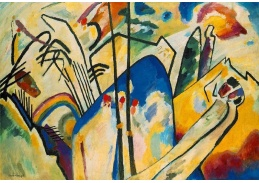 Obraz Vasilij Kandinskij VVK 8