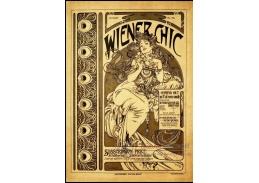 VAM97 Alfons Mucha - Wiener Chic