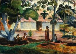 D-7546 Paul Gauguin - Velký strom