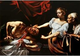 VCAR 06 Caravaggio - Judita a Holofernes