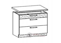 MODENA, dolní skříňka MD28/D80S3, výběr provedení