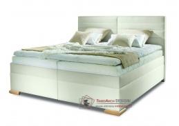 LUCIA, čalouněná postel - boxspring 160x200cm