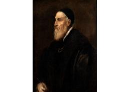 Tizian - Autoportrét