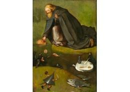 DDSO-2751 Hieronymus Bosch - Pokušení svatého Antonína