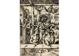 VR12-7 Albrecht Dürer -  Pánská lázeň