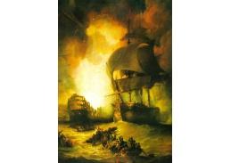 VL103 Neznámý autor - Námořní bitva