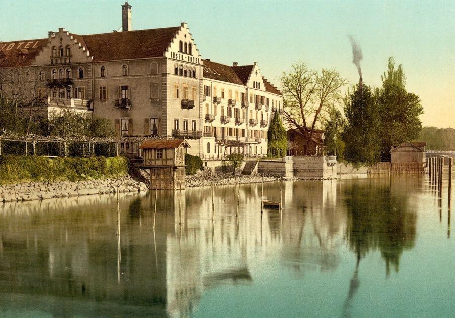 Fotochrom VF 104 Kostnice, Německo