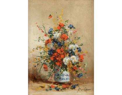 DDSO-4382 Eugene Petit - Květinové zátiší