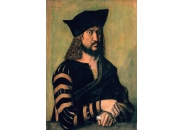DDSO-5366 Albrecht Dürer - Portrét Frederika Wise Saxonského