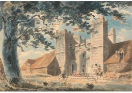 Joseph Mallord William Turner - Dent de Lion v Margate