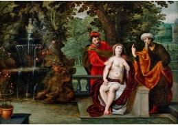 BRG-91 Jan Brueghel - Susanna a starší