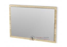 LAGUNA 2, zrcadlo 90x60 cm, dub sonoma