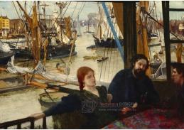 D-7314 James McNeill Whistler - Odpočinek na lodi