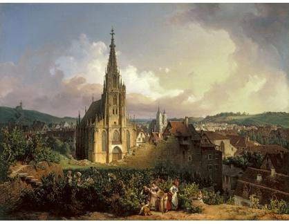 KO III-275 Michael Neher - Kostel Panny Marie v Esslingenu