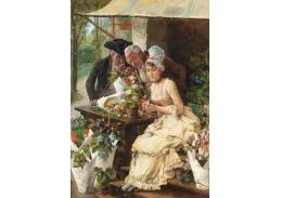 DDSO-5368 Alexandre Defaux - Prodejce květin