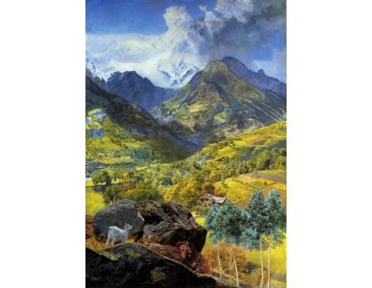 VANG99 John Brett - Val d Aosta