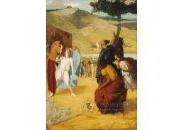 D-7794 Edgar Degas - Alexander a Bucephalus
