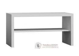 Konferenční stolek 120x60x61cm PARIS P14 bílý