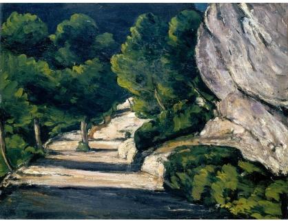 VR10-60 Paul Cézanne - Krajina